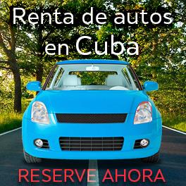 Renta de autos en Cuba