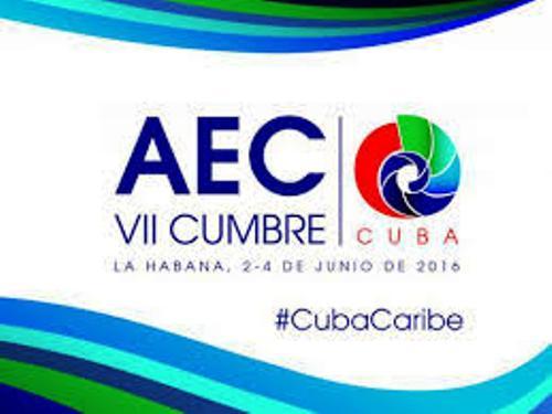 VII Cumbre de la Asociación de Estados y del Caribe (AEC)