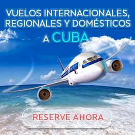 Reserva de vuelos a Cuba