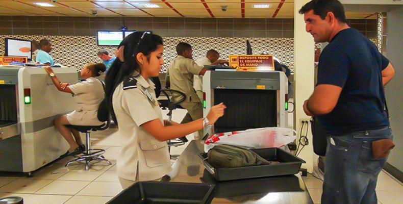 Aduana General de Cuba