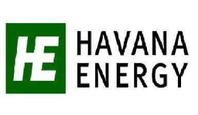 Banner alegórico a La compañía británica HavanaEnergy Ltd
