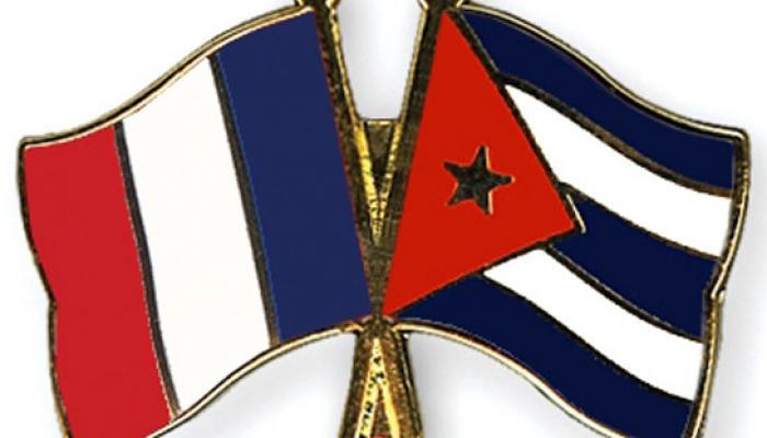 5035 f_bandera de cuba y francia