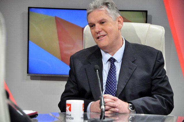 Alejandro Gil ministro de Economía