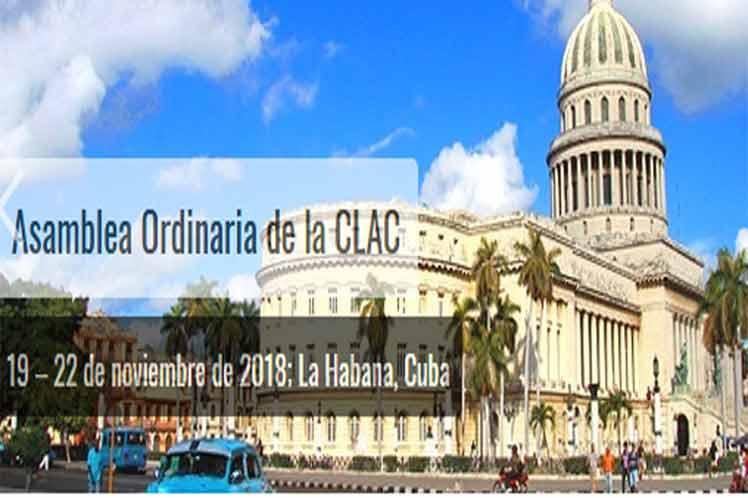 CLAC reunion cuba
