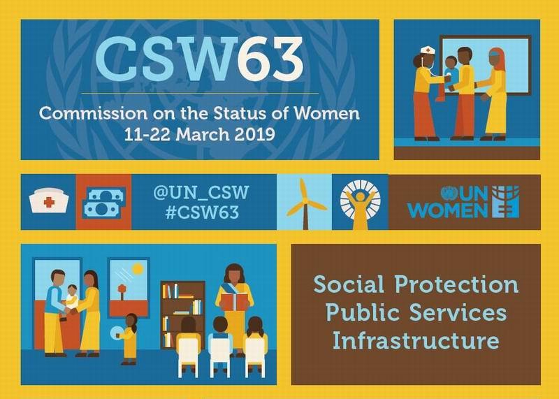 CSW 63 onu mujeres