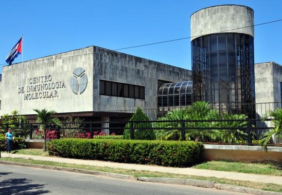 Centro de Inmulogía Molecular foto Analeida Puerto 580x403
