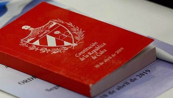 Constitución de la República de Cuba 580x330