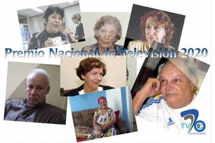 Cuba Premios TV Radio 2020