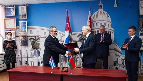 Cuba belarus acuerdos