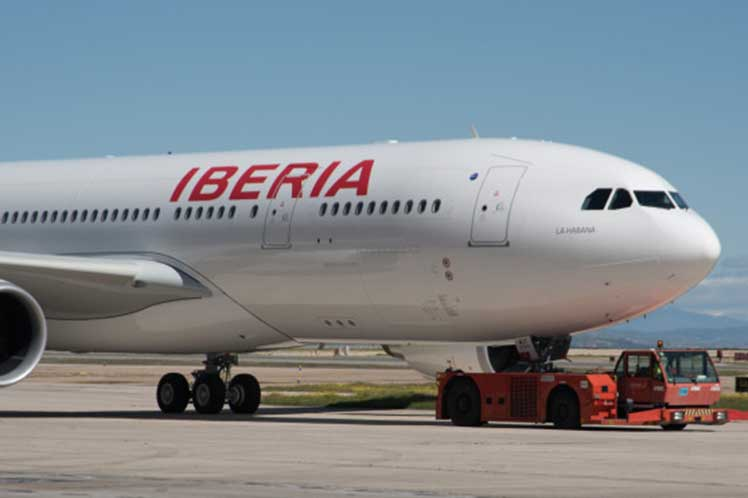 Iberia Avion