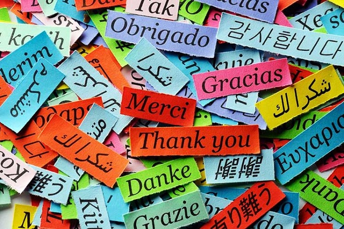 Idiomas gracias
