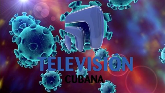 TV cubana covid
