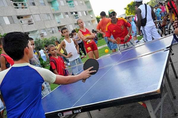 actividades deportivas promocion deportes cuba