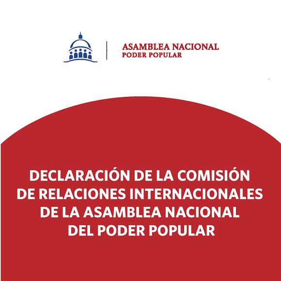 asamblea nacional cuba declaracion 580x580