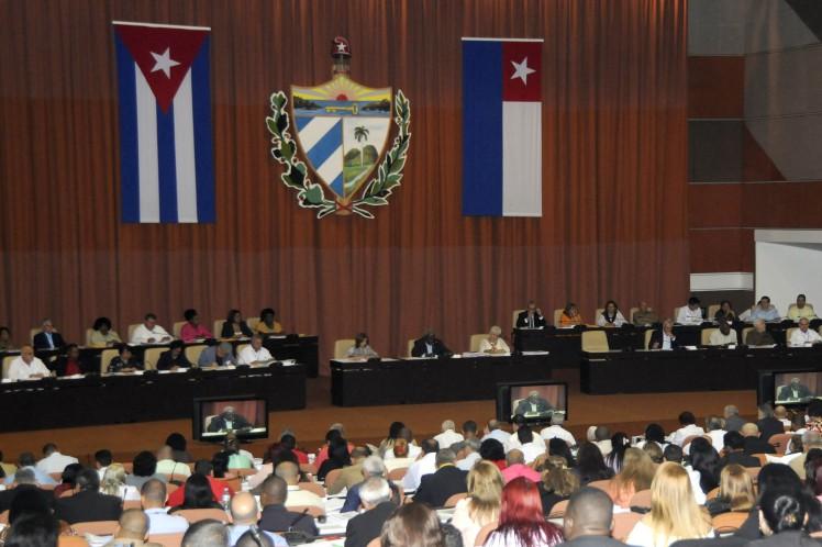 asamblea nacional cuba