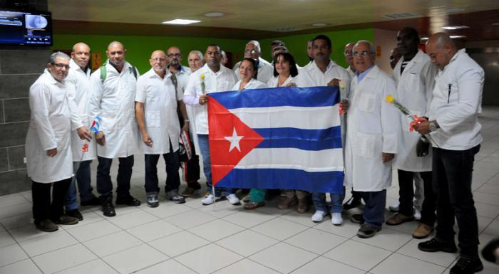 brigada medica cubana angola covid