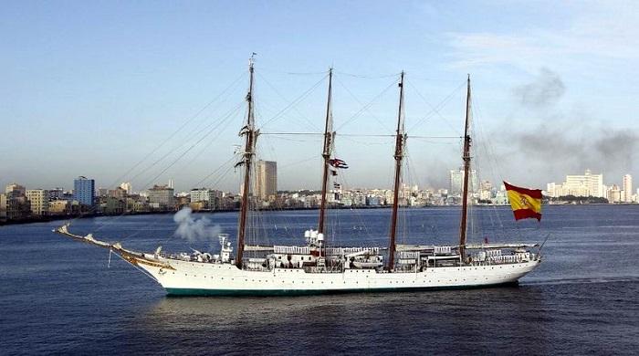 buque escuela elcano espanna foto efe