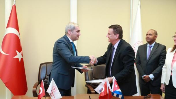 cuba turkia acuerdo medicamentos 092019
