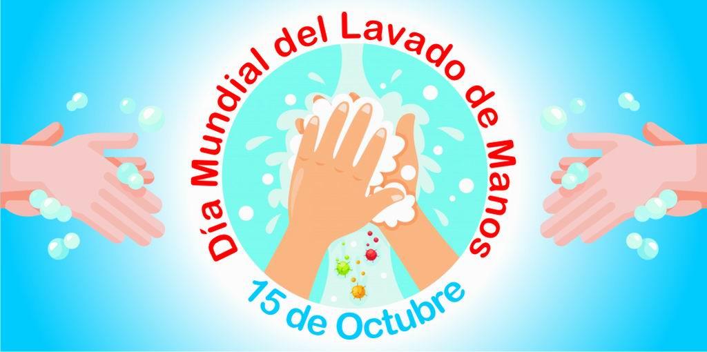 dia mundial lavado de manos 15 octubre