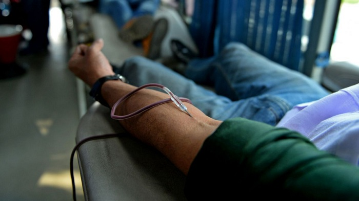 donacion de sangre