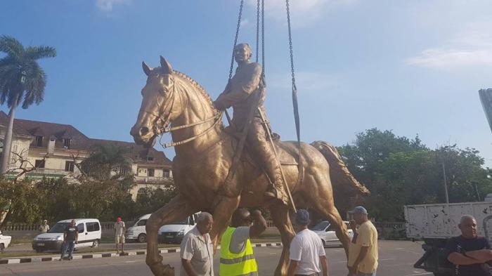 estatua calixto