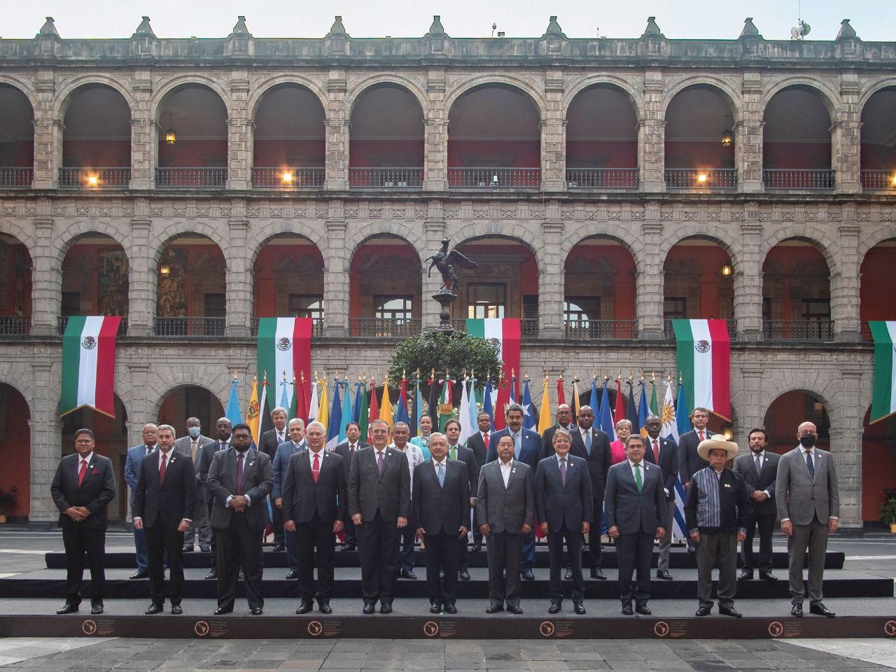 foto oficial cumbre de la celac