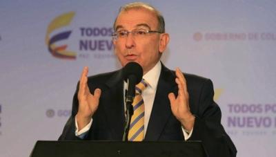 jefe negociador del Gobierno, Humberto de la Calle