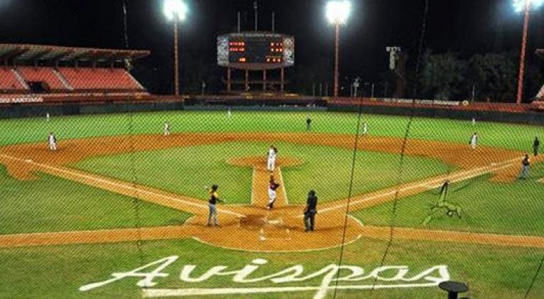 Estadio de béisbol