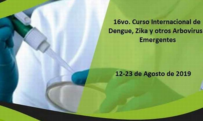 Convocatoria al Taller Internacional de Dengue