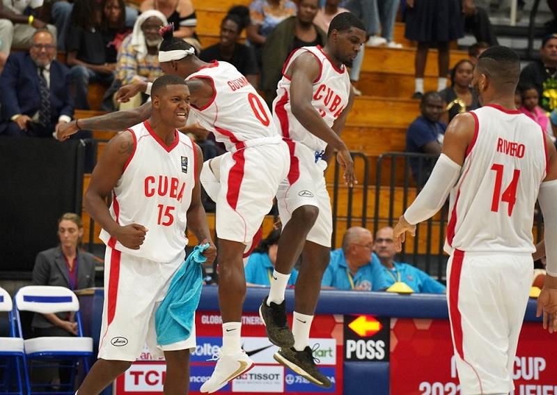 portada baloncesto cuba deportes