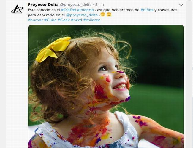 proyecto delta dia infancia
