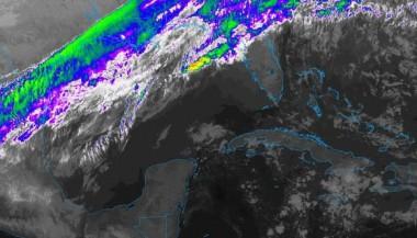 Imagen del satélite, 25 feb. 2020, 7:06 a. m.