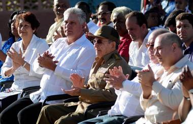 Presidieron Raúl y Díaz-Canel inauguración de escuela especial Amistad Cuba-Vietnam