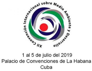 Delegados de 56 países asistirán a la Convención Internacional sobre Medio Ambiente