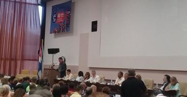 Comienza en La Habana VIII Congreso de la ANEC