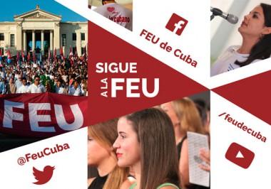 Celebración nacional por los 97 años de la FEU
