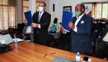 Firman Cuba y Mozambique Memorando de Cooperación para impulsar relaciones comerciales