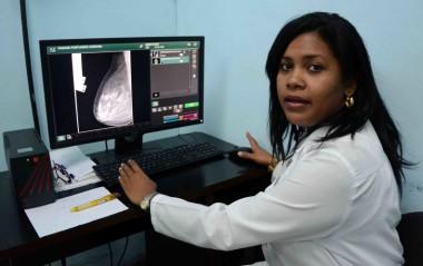 Incorporan hospitales santiagueros radiografías con tecnología digital