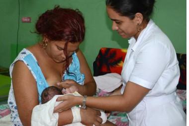 Atención primaria a recién nacido