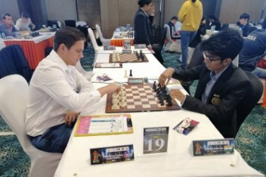 Cubano Albornoz gana segunda partida en Mundial Juvenil de Ajedrez