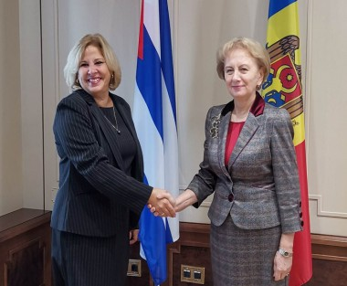 Realiza viceministra cubana gira por Europa