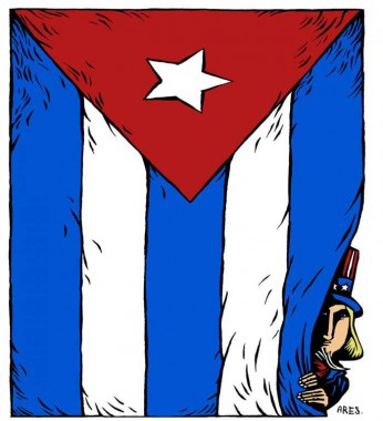 Denuncia Presidente cubano accionar del secretario de Estado norteamericano