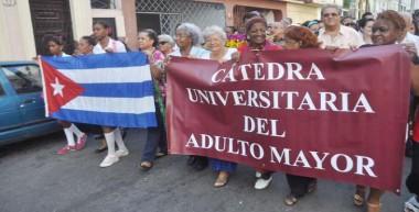 Cátedra del Adulto Mayor de la Universidad de La Habana