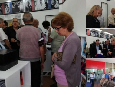 Inauguran en Cuba primera librería especializada en cine
