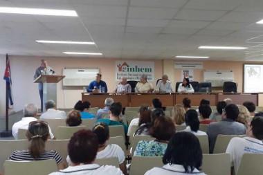 Presentan en Cuba informe mundial sobre nutrición en los niños
