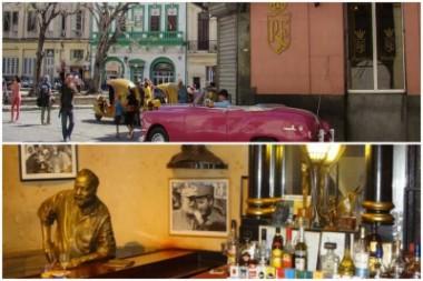 Los turistas rusos adoran el habanero restaurante Floridita