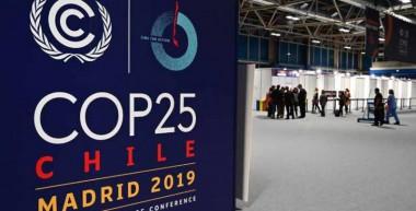 25 Convención Marco de Naciones Unidas sobre Cambio Climático