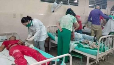 Accidente masivo deja varios fallecidos y 26 heridos al norte de la provincia de Las Tunas