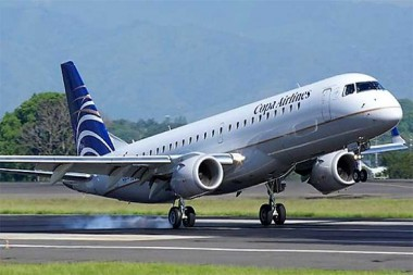 Copa Airlines volará hoy desde La Habana