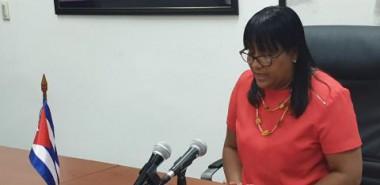 Cuba condena pretensiones expansionistas de Israel